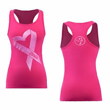 Zumba Party In Pink Think Pink Racerback Size Xs Free Shipping Ebay