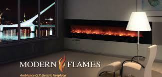 modern flames 100 clx