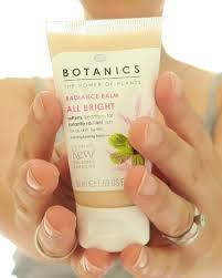 Boots Botanics Hair Colour Chart Boots Botanics All Bright Skincare Range Review By
