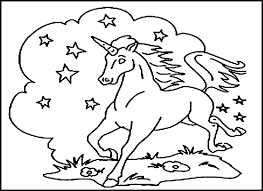 Free Printable Unicorn Coloring Pages For Kids Printable Color