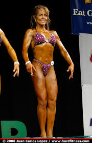 Maxine Johnson - twopiece - 2006 Emerald Cup Figure, Fitness and  Bodybuiling Championships