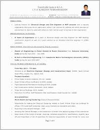 Electrical Engineer Resume Enchanting Electrical Engineer Resume Examples Sample Resume Civil Engineer