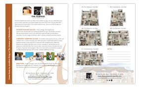 apartment manager marketing flyers apartmentprinting com flyer sample 2