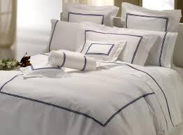 hotel embroidery bedding sets luxury embroidered duvet cover
