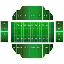 Fawcett Stadium Seating Chart Pro Football Hall Of Fame