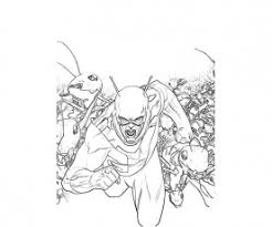Small Picture Free Printable Ant Man Coloring Pages Realistic Coloring Pages