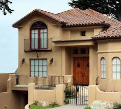 Best 25+ Stucco house colors ideas on Pinterest   Best front door colors,  House colors inside and Gray front door colors