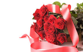 red love roses bouquet love you so my