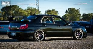 subaru wrx 2004 black. Delighful Subaru These Are A Couple Of The Questions Dan Receives When Others See His Car A 2004  Subaru WRX With Trendy Stance  With Wrx Black I