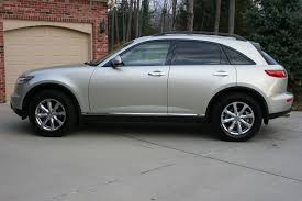 2007 Infiniti Fx35 – pictures, information and specs - Auto ...