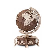 """""""<b>Eco Wood Art</b>"""" Конструктор деревянный 3D Глобус Globus купить ..."""