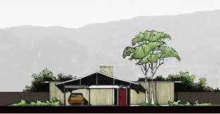 Small Picture Historic mid century modern house plans for sale today Retro
