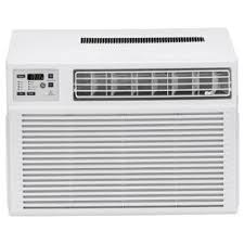 GE 350-sq ft Window Air Conditioner with Heater (115-Volt; 8000 Conditioners at Lowes.com