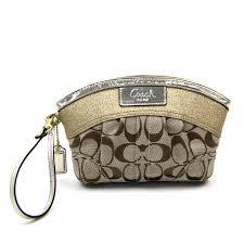 brandvalue coach coach bag signature beige x gold canvas x patent leather porch make porch lady s 42252 v39548 rakuten global market