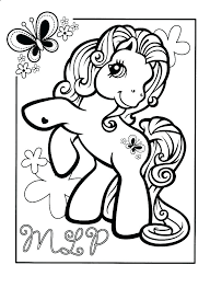 My Little Pony Coloring Pages Online Iifmalumniorg
