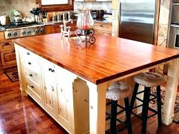how to make a wood island countertop how to make a wood island feat custom wood