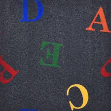 carpet letters. love letters™ #1728 carpet letters t