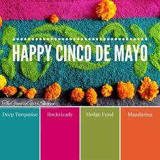 Cinco de Mayo Colors