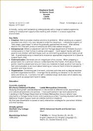 Resume Template How To Make A Look Good Professional Email