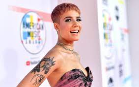 Halsey Posted a Stunning Photo ...