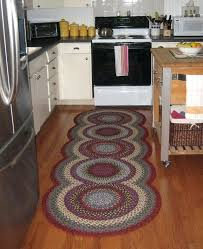 colorful runner rugs best colorful kitchen runner rug rust colored runner rugs
