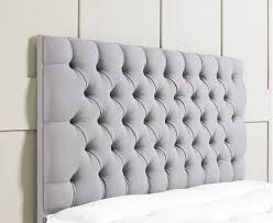 my bluegray upholstered headboard  b e d r o o m  b l i s s