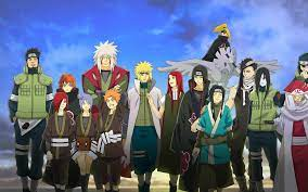 78+] Naruto Characters Wallpapers on ...