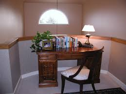 decorating a small office. Home Office Design Ideas For Small Spaces Decorating A Space Desks Blue