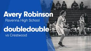 Double Double vs Crestwood - Avery Robinson highlights - Hudl