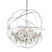 large metal orb large orb chandelier post navigation previous spherical chandelier large metal orb chandelier world