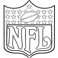 Small Picture Pretentious Design Ideas Nfl Football Coloring Pages Nfl Coloring