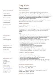 Account Manager CV ...