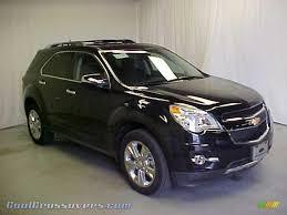 Beautiful Black 2012 Chevrolet Equinox | newsotomotif
