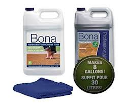 bona hardwood floor cleaner refill with concentrate makes 8 gallons