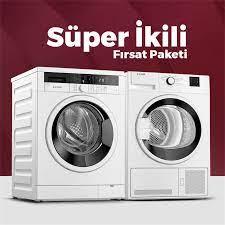 Arçelik Çamaşır & Kurutma Makinesi Paketi 4 (8103 YP - 800 KM) Fiyatı -  Çamaşır & Kurutma Paketleri