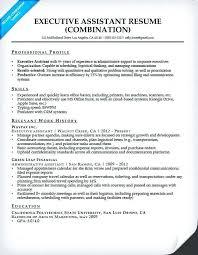 Hybrid Resume Examples Combination Resume Samples Resume Companion