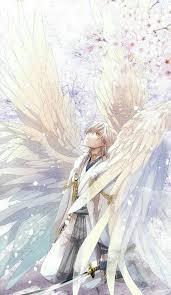 anime characters with wings boy. Wonderful Boy Anime Boy Angel Wings White Guys On Characters With Wings Boy E