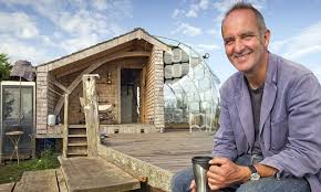 Grand Designs Host Tv Host Kevin Mccloud Builds A 5 000 Shack Out Of Recycled Junk