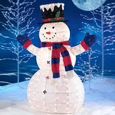 snowman outside decorations snowman outside decorations outdoor decoration