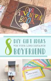 cute diy gifts for boyfriend best of 8 diy gift ideas for your long distance boyfriend