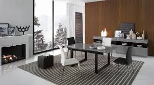 modern home office accessories. natural simple interior family room with grey stripped rug on the white off floor it also modern home office accessories