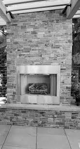 Gray Brick Fireplace Fireplace Wall Ideas Published At 29 09 2015 By Admin With Total