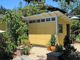 prefab backyard office. Www.studio-shed.com Art Studio Shed With Painted Eaves - Color Matches Prefab Backyard Office R