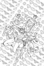 Justice League Of America 7 Adult