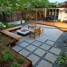 Modern Backyard Design Property