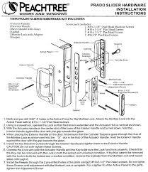 pgt door installation instructions laudable sliding glass door installation sliding door hardware installation instructions pgt sliding