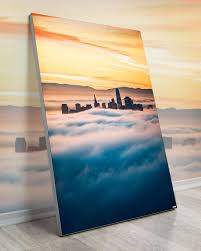 Get a custom san francisco giants that you're sure to love. San Francisco Fog Big Wall Decor