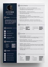 Indesign Resume Templates Inspiration Resume Template Indesign Lovely 48 Best Cv Formats Images On