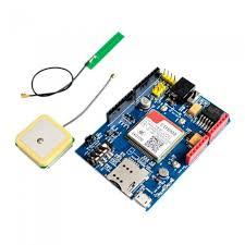 ESAMACT <b>High Quality SIM808</b> GPRS/GSM+GPS 2 in 1 Shield ...