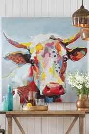 Wall Art 25 Best Colorful Wall Art Ideas On Pinterest Animal Art For
